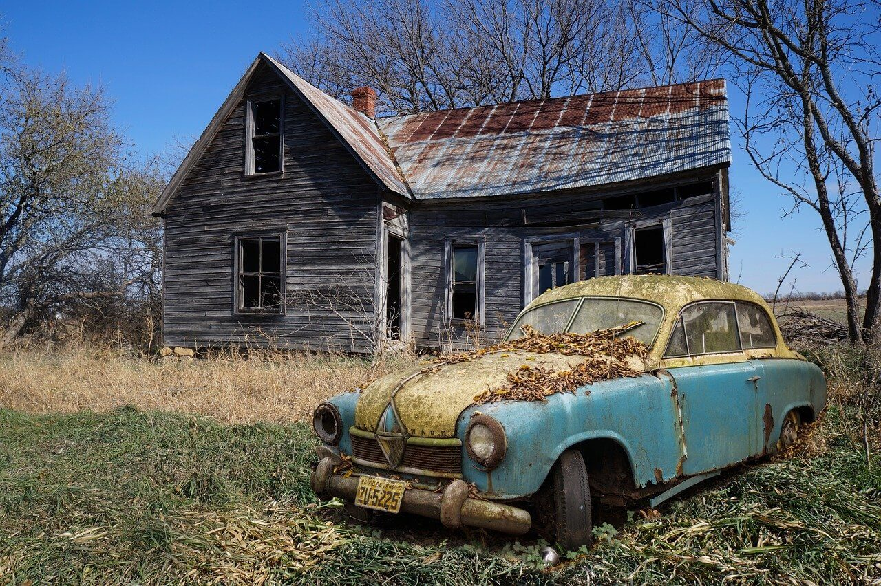 Steps to Getting an Abandoned Car Removed