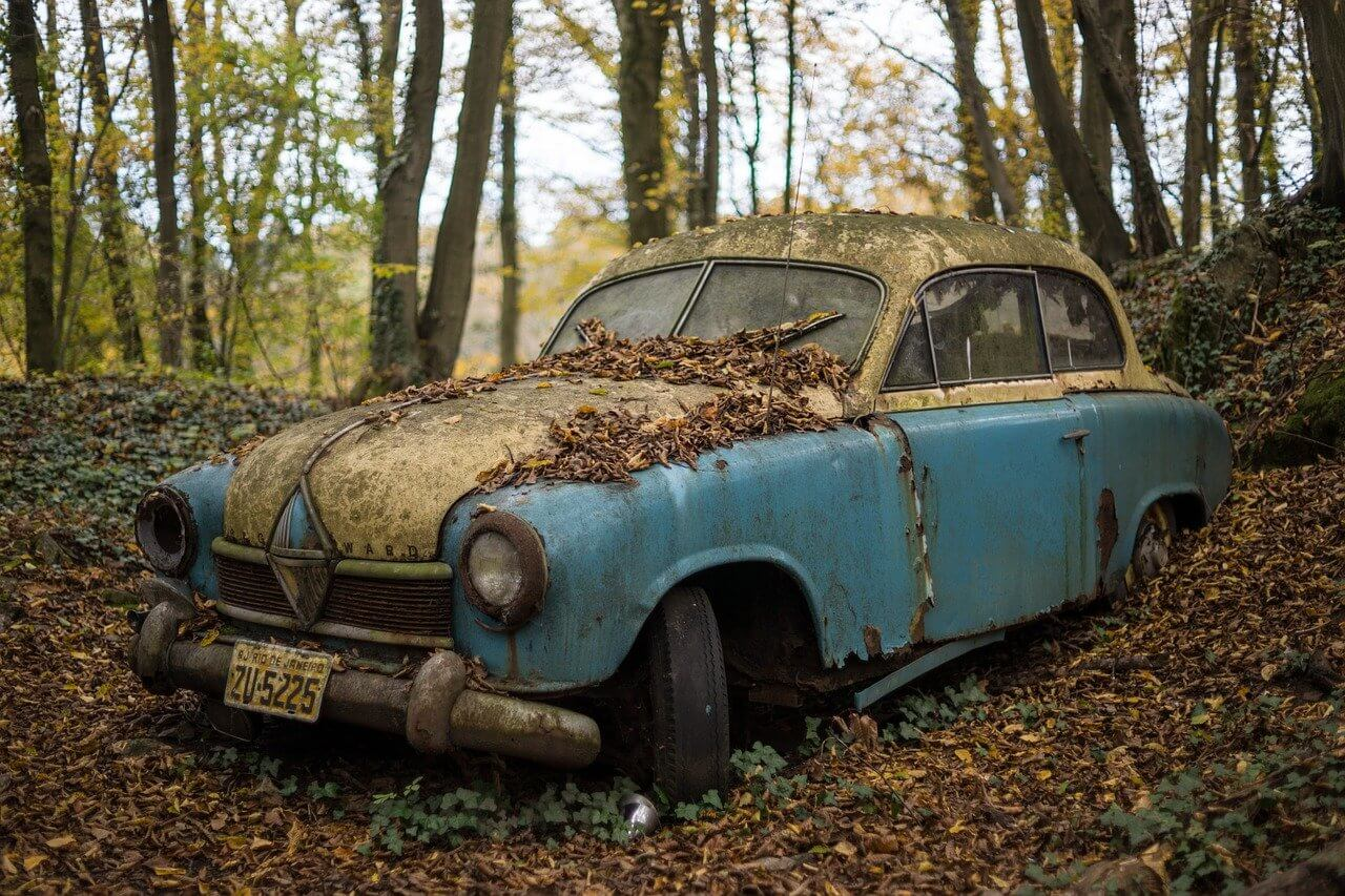 What Happens to Abandoned Cars?