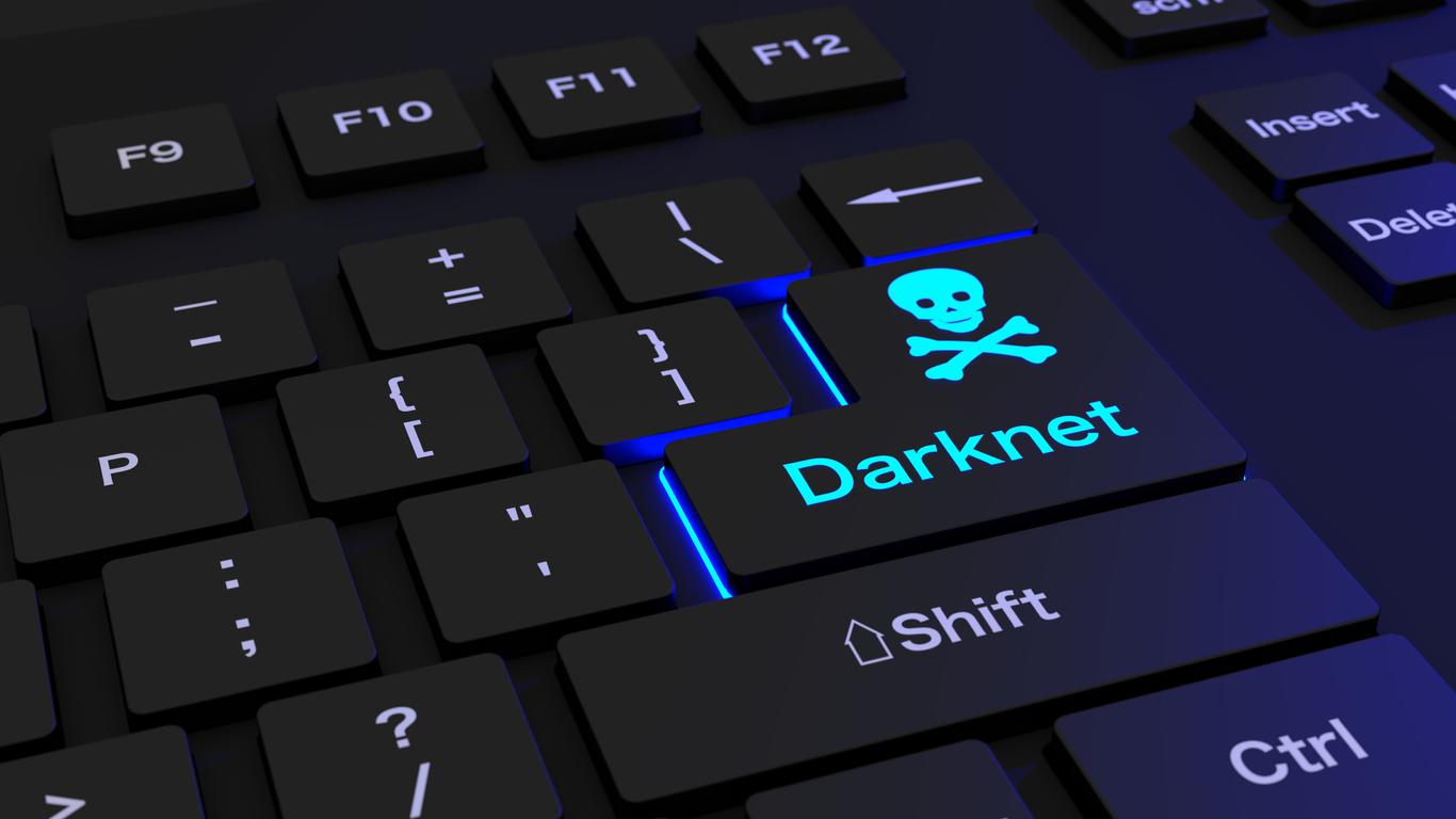 deep web vs dark web