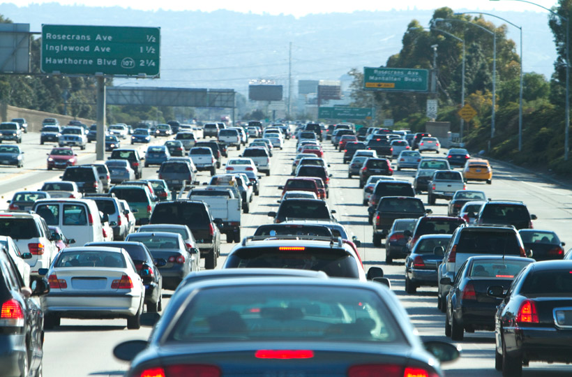 best and worst cities for driving in the US