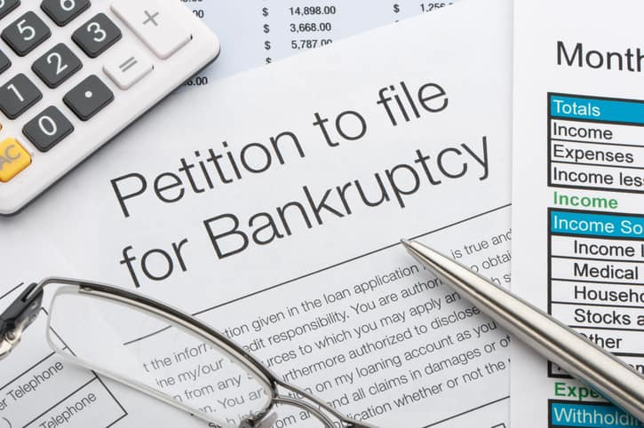 Guide to Filing for Bankruptcy