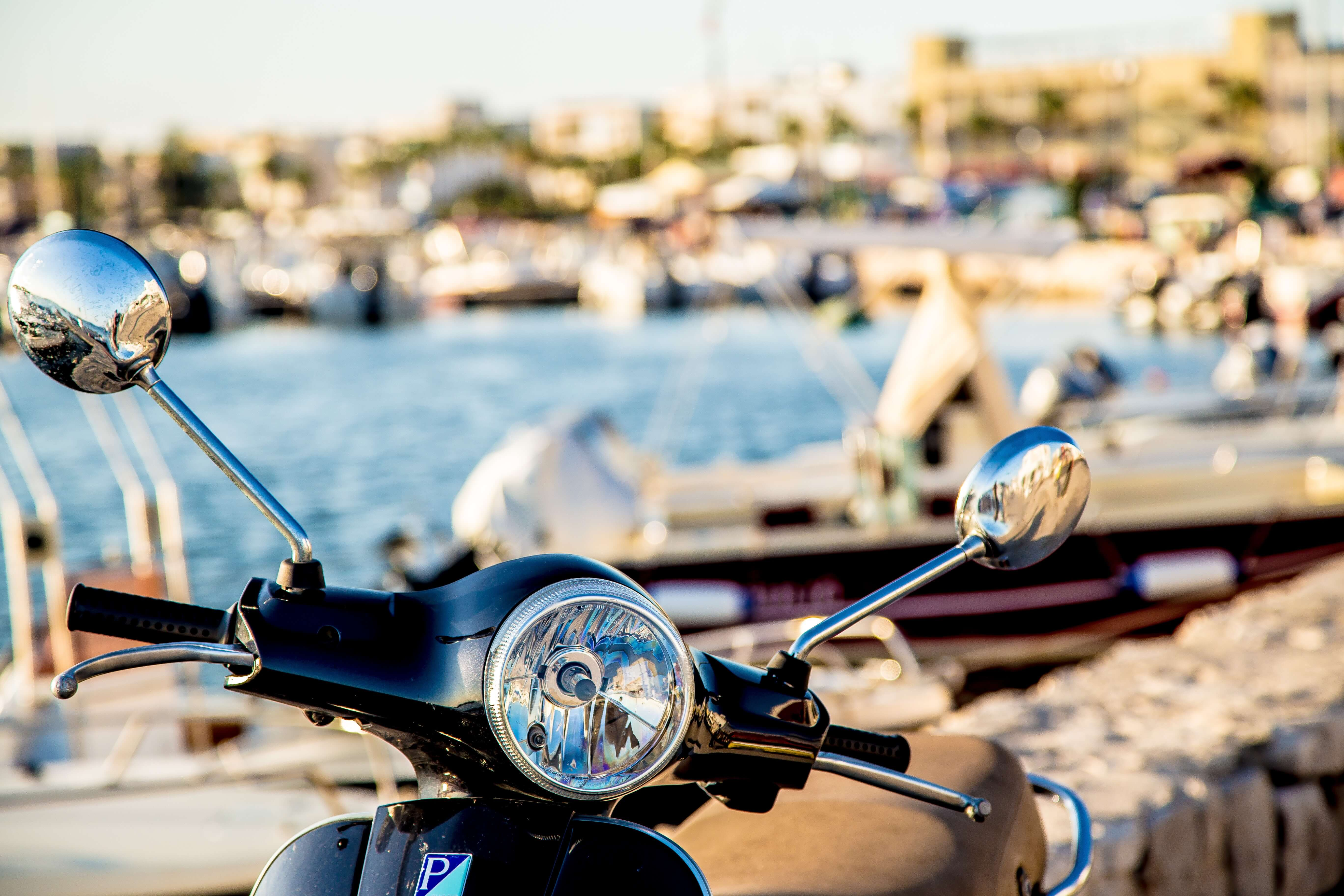 Boat Or Motorcycle Registration and Licensing