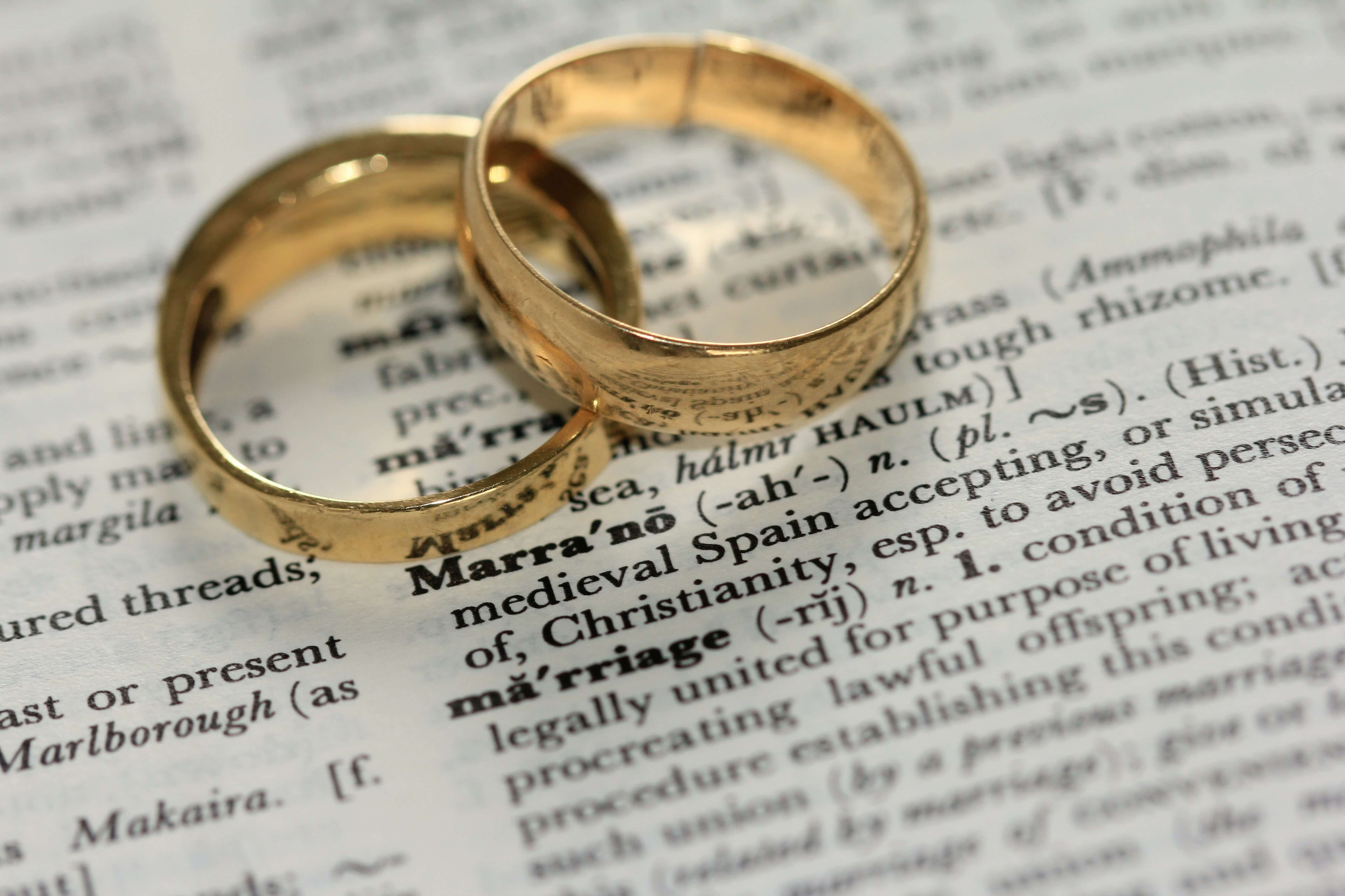 How Much Does a Marriage License Cost?