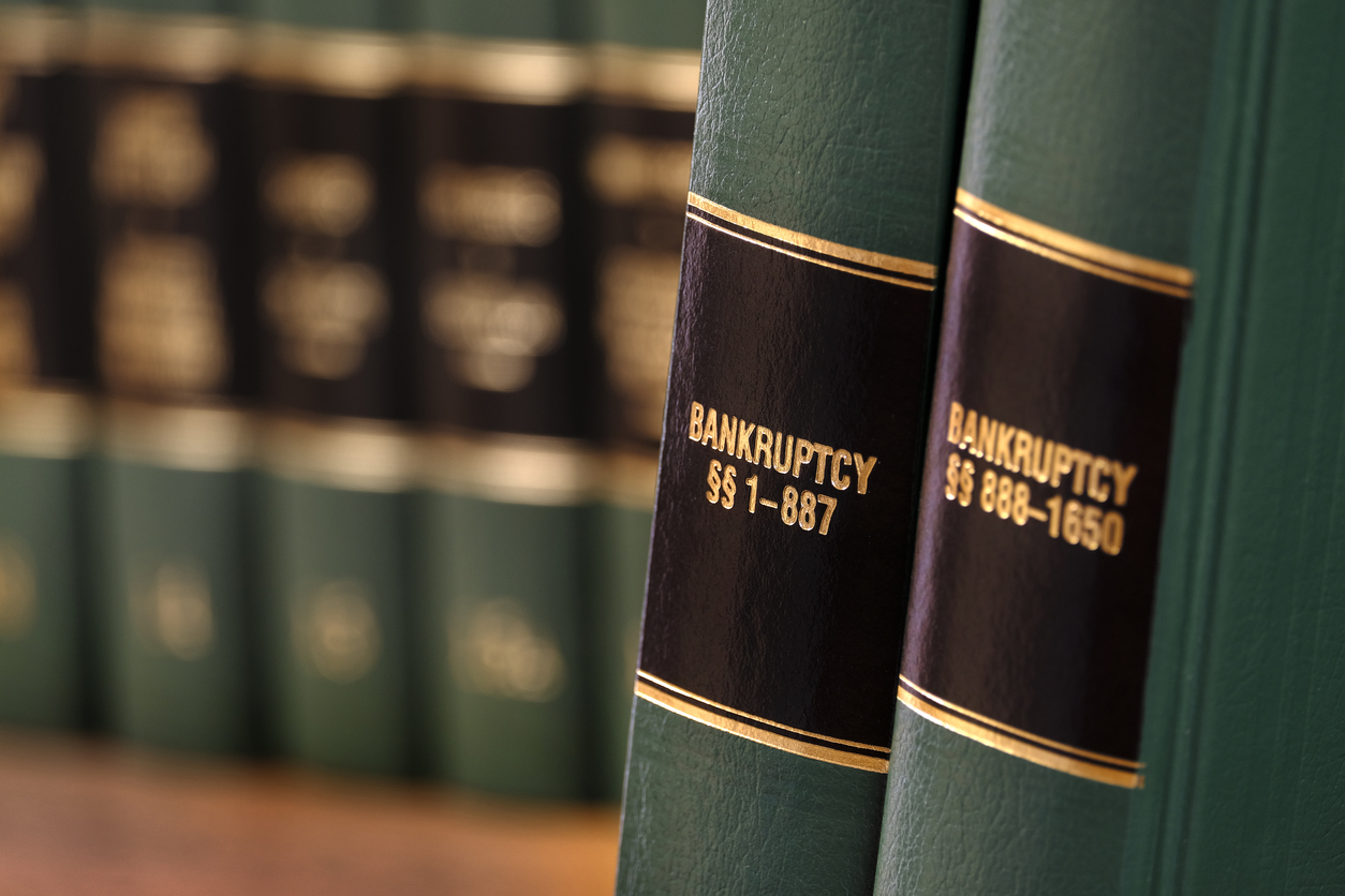 Types of Bankruptcy